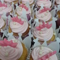 Cup cake princesas