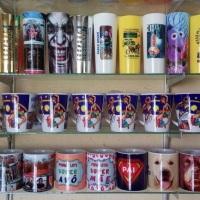Canecas de Porcelana, Vidro e Acrílico para eventos,  Datas comemorativas, Namorados, Noivados, Chá