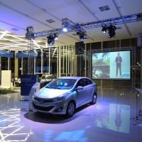 Evento Corporativo - Lançamento de Veículo