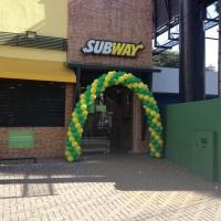 Decoração Subway