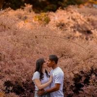 Ensaio dos noivos Andréa e Fábio!