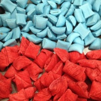Lindas, gostosas e coloridas