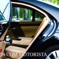 CARROS EXECUTIVOS COM MOTORISTA ALTAMENTE CAPACITADOS