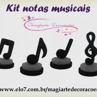 Notas musicais!