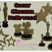 Deixe sua festa Hollywood, no nível máximo em Glamour!!