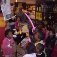 Festa dia das Crianças Supermercado Pais & Filhos.