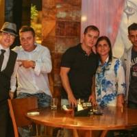 Mágico em Brasília - Bar Santa Fé