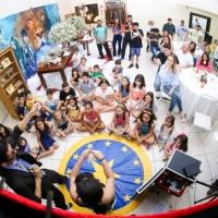 Show de Mágicas interagindo com adultos e crianças!!!