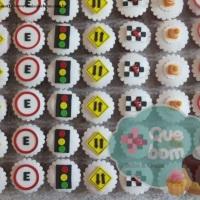 Cupcake Trânsito