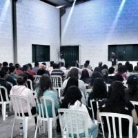 Auditório para 250 pessoas