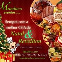 Buffet Natalino - Encomendas de Ceias de Natal e Ano Novo