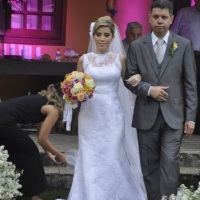 Entrada da Noiva Cerimonial Mani