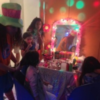Festa da princesa- Camarim Fashion com muito brilho!!