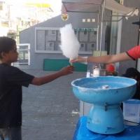 máquina de algodão doce Sétima Festas e Eventos