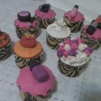 Cupcakes Pink Perua