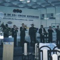 Desde de 1995 atuando em eventos e cerimoniais.