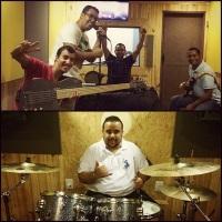 O Time! Sergio Lima e banda @sergiolima_jr , @valmirdrumer , @erivaldo_costa e @hugoleonardogusmao