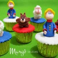 Cupcakes...O pequeno príncipe