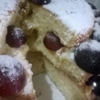Naked cake , varios recheios e sabores.
