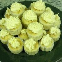 Cupcakes de milho