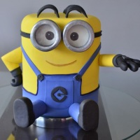 Maquete Minions - By Mariart's