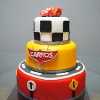 Maquete Carros - By Mariart's