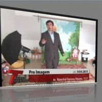 apresentador Televisão Transamérica - Programa Transofertas