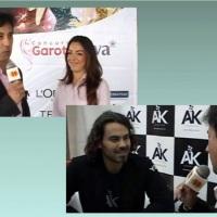 entrevista - cobertura de eventos