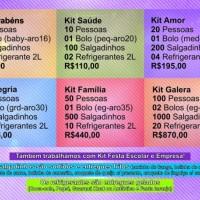 Kits - Preço