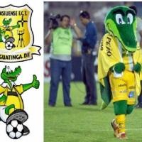 Mascote Brasiliense Futebol Clube