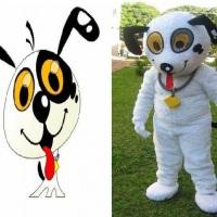 Mascote Procão -SP