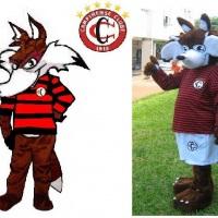 Mascote Campinense Futebol Clube- Campina Grande - PB