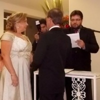 CELEBRANTE DE CASAMENTO SEM CUNHO RELIGIOSO-CONDOMINIO AMETISTA-GOIANIA-GO