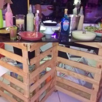 Estrutura de bar