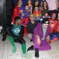 Animação de festa com os Herois #animação #festa #Heróis #recreação #megafest