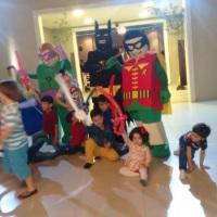 Animação de festa com Batman Lego #animação #festa #Lego #recreação #megafest