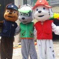 Animação de festa com Patrulha Canina #animação #festa #patrulha canina #recreação #megafest