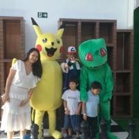 Animação de festa com Pokemon #animação #festa #pokemon #recreação #megafest