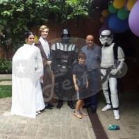 Animação de festa com Star Wars #animação #festa #star wars #recreação #megafest