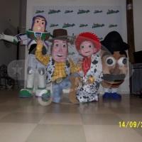 Animação de festa com Toy Story #animação #festa #toy story #recreação #megafest