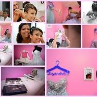 Cobertura Fotográfica Com Making Of para Debutantes