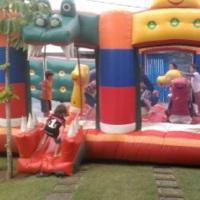 kid play jacaré com atividades