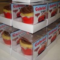 Mini Cupcakes para lembrancinha.