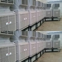 MSC Climatizador Evaporativo para uma área de até 200 m2 móvel ideal para locação. 14 99799 1477 -