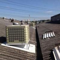 MSC Climatizador Evaporativo de telhado funcionamento muito bom. 14 99799 1477 - watsapp  vendas e l