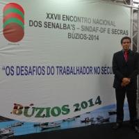 Evento SENALBA RJ no Ferradura Resort & Convention - Búzios RJ
