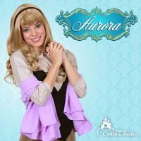 Princesa Aurora- Traje camponesa