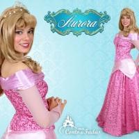 Princesa Aurora- Traje Baile