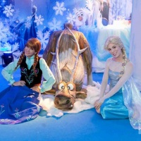 Anna e Elsa- Frozen