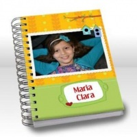 Cadernos e agendas com foto Personalizados